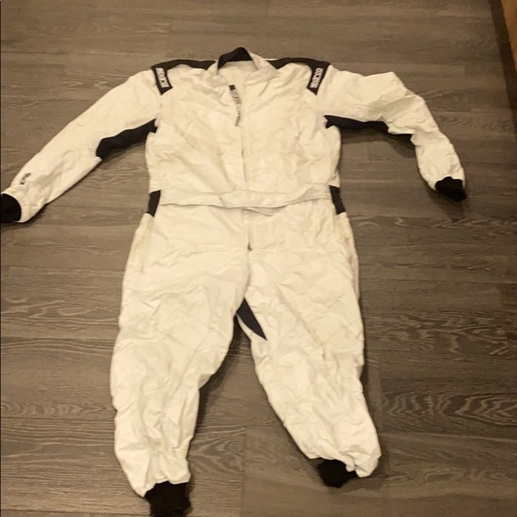Sparco KS1 carting suit